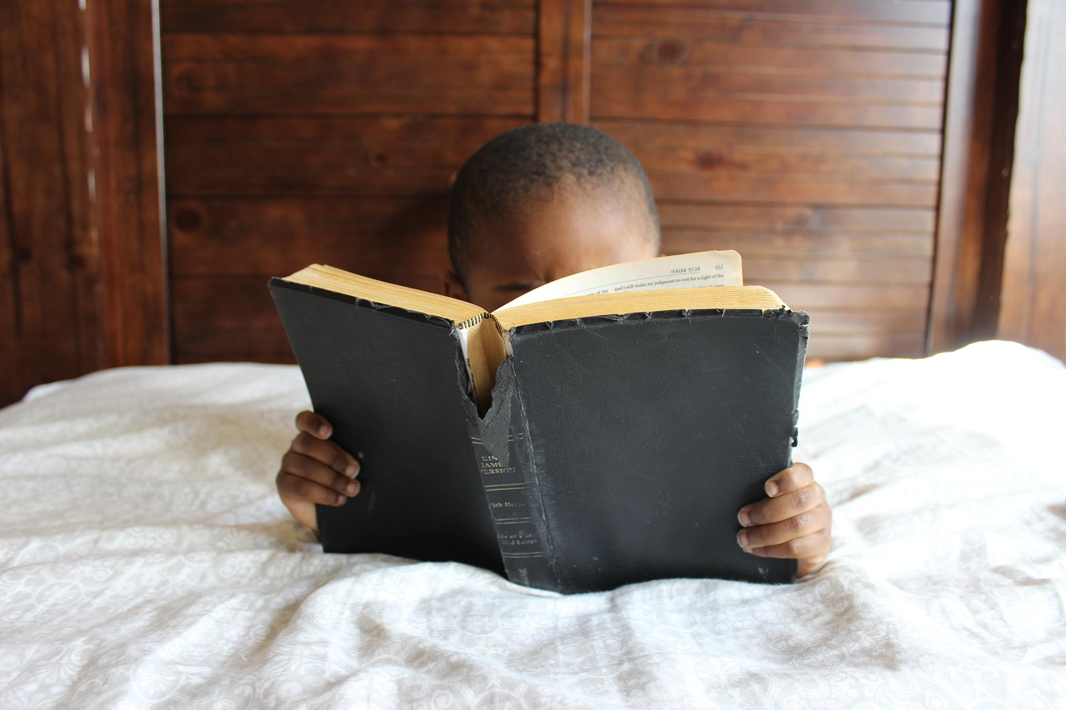 how a pastor made us better readers