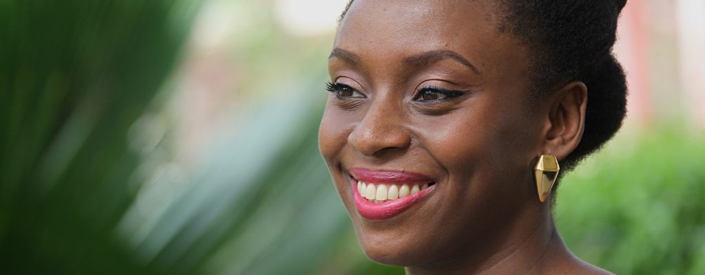 Chimamanda's Boldness Won Her the 2018 PEN Pinter Prize