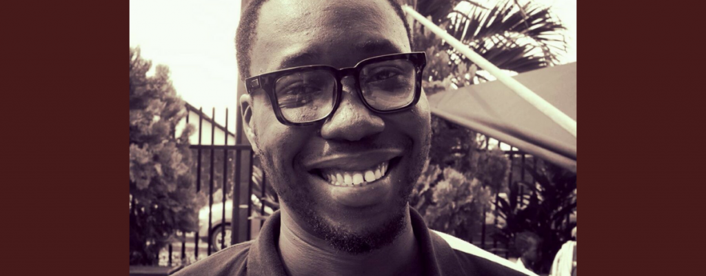 Meet Emeka Onochie- Second Place Winner Of The Dusty Manuscript Contest