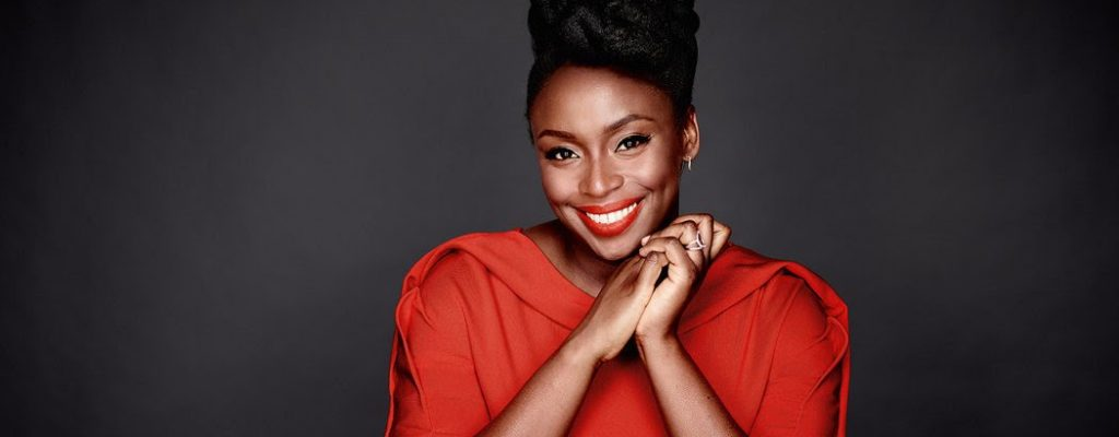 Chimamanda Adichie Will Be Receiving The 2019 Everett M. Rogers Award