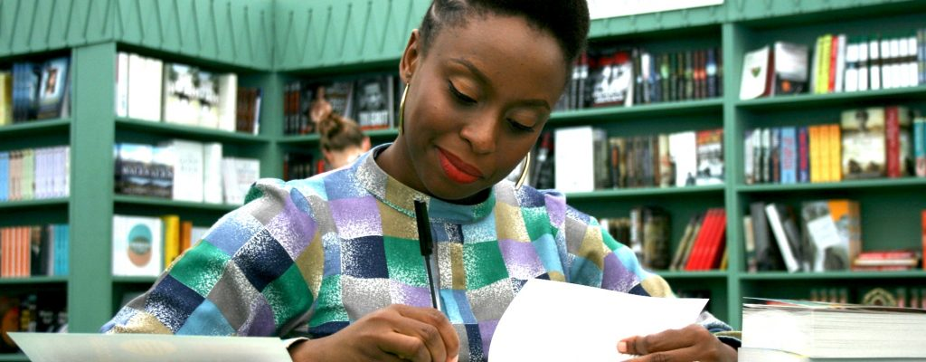 Chimamanda Adichie Receives the PEN Pinter Prize
