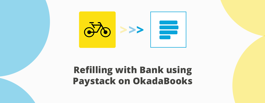 How to Refill on OkadaBooks Using Paystack