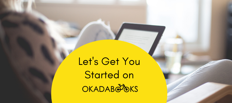 New to OkadaBooks? Here's How To Get Started