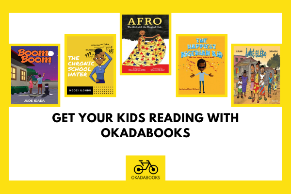 Kiddies Corner on OkadaBooks!