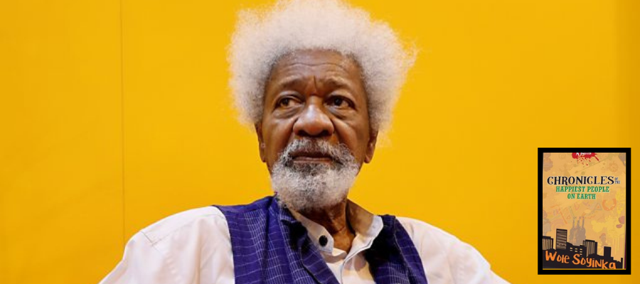 Wole Soyinka Set To Release A New Novel After Almost 50 Years