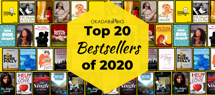2020: OkadaBooks' Top 20 Bestsellers Of The Year