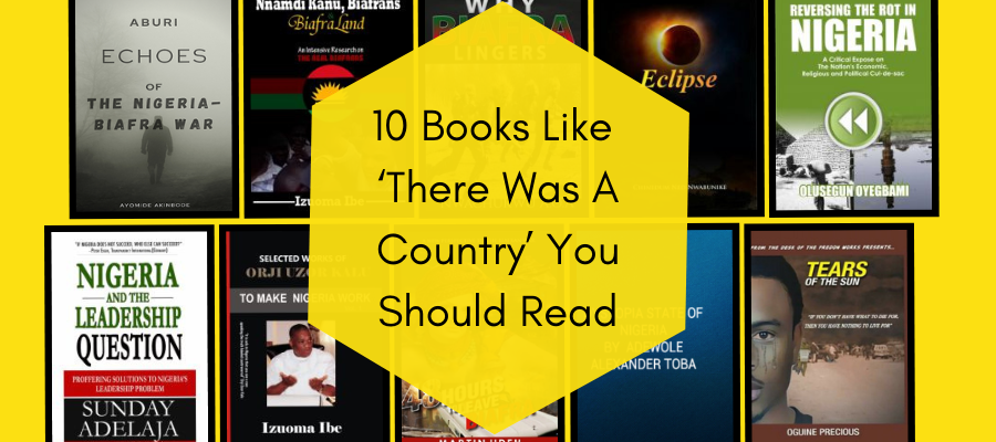 10 Books Like 'There Was A Country' You Should Read If You Like 'There Was A Country'