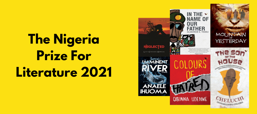 The Nigeria Prize For Literature 2021: 11 Authors Compete For The $100,000 First Prize