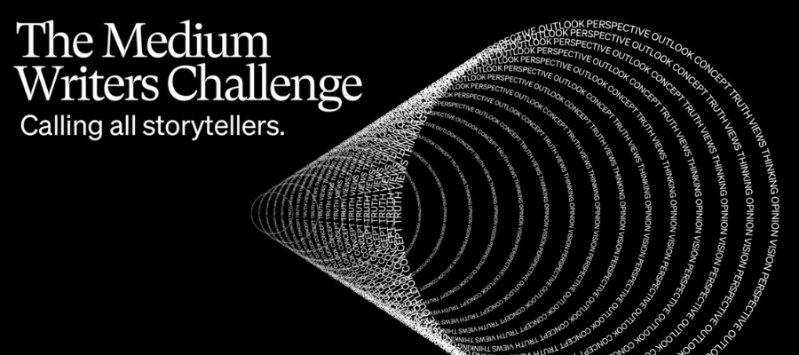 Enter The Medium Writers Challenge. $50,000 Up For Grabs!